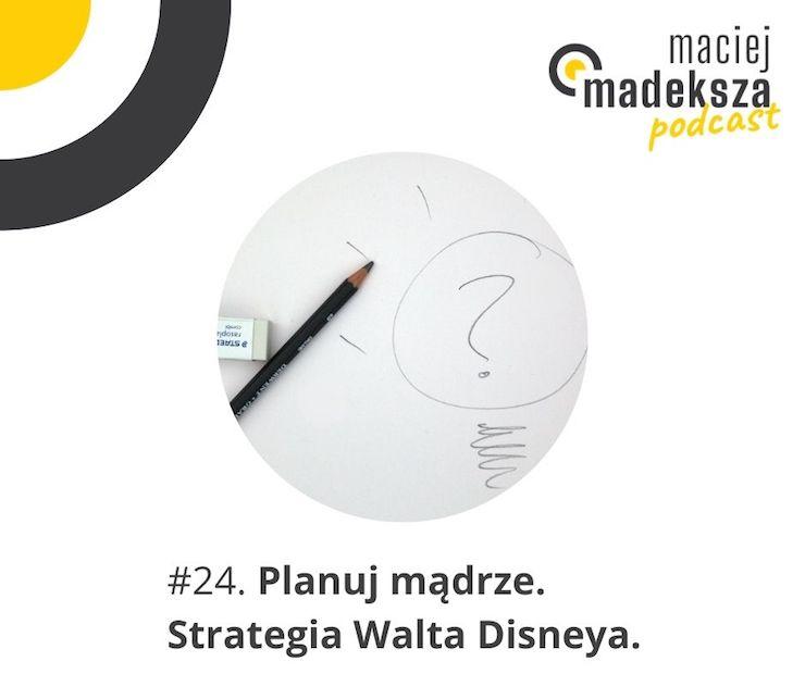 #24. Planuj mądrze - Strategia Walta Disneya. 10