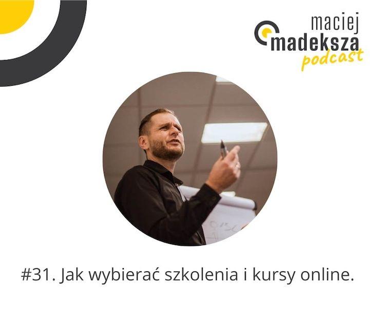 #31. Jak wybierać szkolenia i kursy online. 3